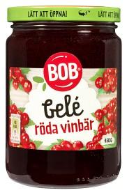 Bild på BOB Röd Vinbärsgelé 450 g