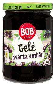Bild på BOB Svart Vinbärsgelé 450 g