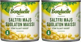 Bild på Bonduelle Majs utan Salt 2x150 g