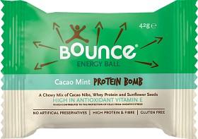 Bild på Bounce Energiboll Cacao Mint Protein Bomb