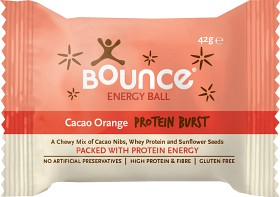 Bild på Bounce Energiboll Cacao Orange Protein Burst