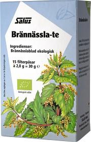Bild på Brännässla-te 15 tepåsar
