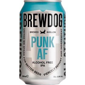 Bild på BrewDog Punk AF IPA 0,5% 33cl