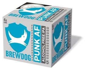 Bild på BrewDog Punk IPA 0,5% 4x33 cl
