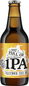 Bild på Brutal Brewing A Ship Full of IPA Alkoholfri 33 cl