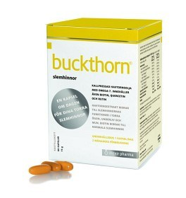 Bild på Buckthorn 1000 mg 60 kapslar