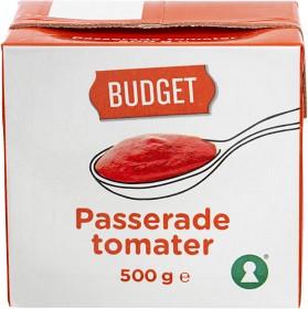 Bild på Budget Passerade Tomater 500 g