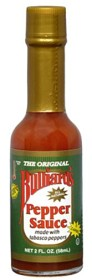 Bild på Bulliard's Pepper Hot Sauce 58 ml