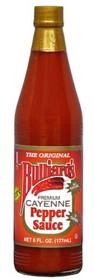 Bild på Bulliard's Premium Cayenne Pepper Sauce 177 ml