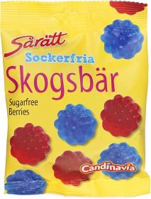 Bild på Candinavia Sockerfria Skogsbär 80 g