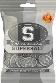 Bild på Candy People S-Märke Supersalt 80 g