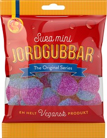 Bild på Candy People Sura Mini Jordgubbar 80 g