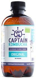 Bild på Captain Kombucha Original 400 ml