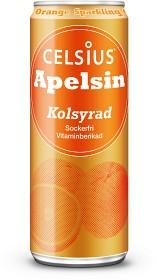 Bild på Celsius Apelsin 355 ml inkl. Pant