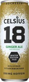 Bild på Celsius Ginger Ale 355 ml inkl. Pant