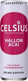 Bild på Celsius Hallon Acai 355 ml inkl. Pant