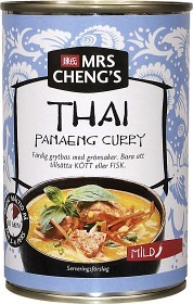 Bild på Mrs Cheng's Grytbas Thai Panaeng Curry 400 ml