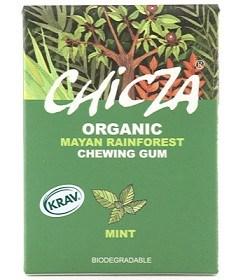 Bild på Chicza Tuggummi Mint 30 g