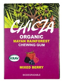 Bild på Chicza Tuggummi Mixed Berry 30 g