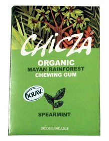 Bild på Chicza Tuggummi Spearmint 30 g