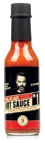 Bild på Chili Klaus Hot Sauce No. 1 Smoky Ghost Wind Force 9  - 147 ml