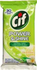 Bild på Cif Universal Wipes Citrus Fresh 30 st