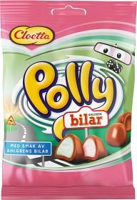 Bild på Cloetta Polly Bilar 150 g
