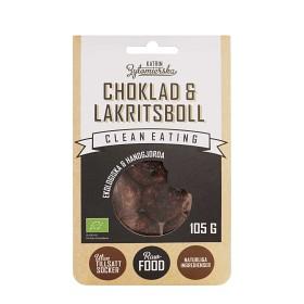 Bild på Clean Eating Choklad & Lakritsboll 105 g