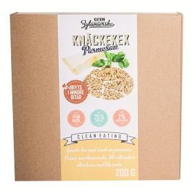 Bild på Clean Eating Knäckekex Parmesan 200 g
