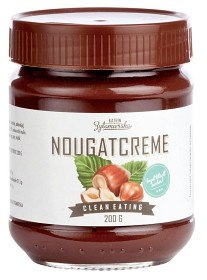 Bild på Clean Eating Nougatcreme 200 g