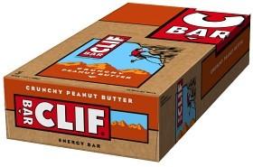Bild på Clif Bar Crunchy Peanut Butter 12 st