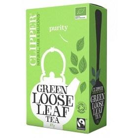 Bild på Clipper Green Tea Loose 100 g