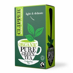 Bild på Clipper Organic Green Tea 20 st