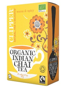 Bild på Clipper Organic Indian Chai 20 st