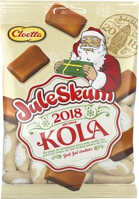 Bild på Cloetta Juleskum Kola 100 g