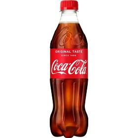 Bild på Coca-Cola Classic PET 50 cl inkl. pant
