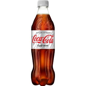 Bild på Coca-Cola Light PET 50 cl inkl. pant