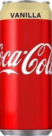 Bild på Coca-Cola Vanilla Burk 33 cl inkl. pant