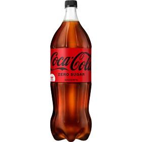 Bild på Coca-Cola Zero PET 2 L inkl. pant