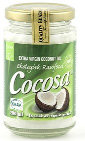 Bild på Cocosa Extra Virgin Coconut Oil 200 ml