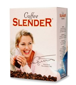 Bild på Coffee Slender 21 portionspåsar