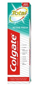 Bild på Colgate Total Active Fresh tandkräm 75 ml