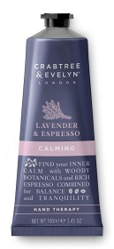 Bild på Crabtree & Evelyn Lavender Espresso Hand Therapy 100 ml