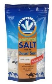 Bild på Dödahavssalt 500 g grovt