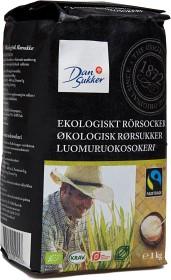 Bild på Dansukker Rörsocker Fairtrade 1 kg
