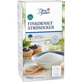 Bild på Dansukker Strösocker Finkornigt 750g