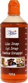 Bild på Dansukker Ljus Sirap 750 g