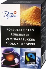 Bild på Dansukker Rörsocker Strö Fairtrade 500 g