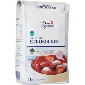 Bild på Dansukker Strösocker 2kg
