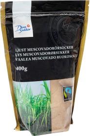 Bild på Dansukker Ljust Muscovadorörsocker Fairtrade 400 g